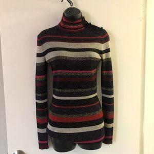 NWT DVF wool turtleneck